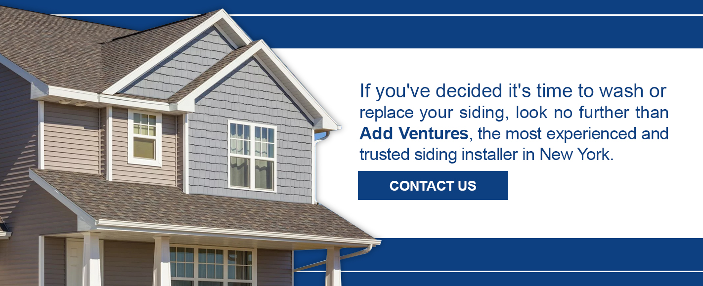 Painting Vs Replacing Vinyl Aluminum Siding Our Recommendations Add Ventures